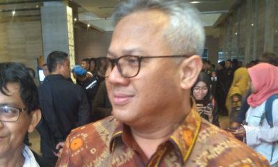Ketua KPU Arief Budiman (Foto Dok. NUSANTARANEWS.CO)