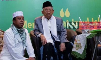 Kiai Ma'ruf Amin: Kerajaan dan Republik Juga Islami