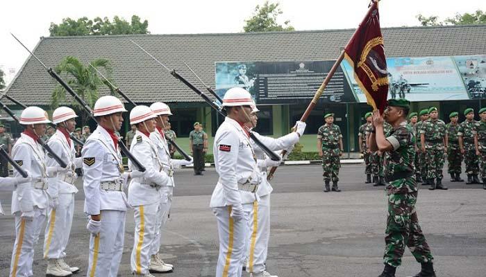 Korem Bhaskara Jaya Terima 33 Personel Baru, nusantaranewsco
