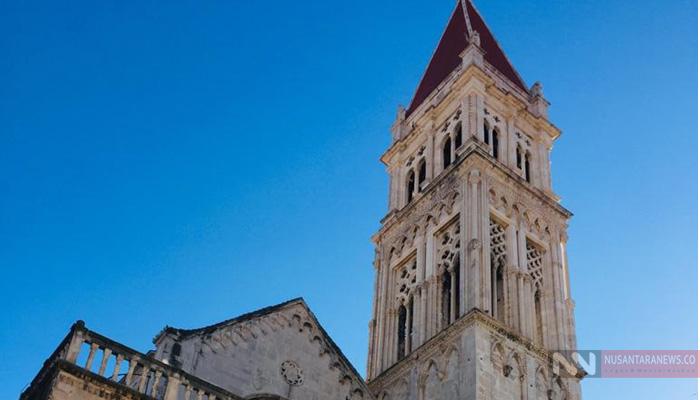 Potret Kota Tua Split Kroasia (Foto Dok. NUSANTARANEWS.CO)