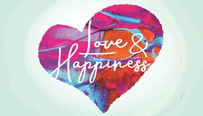 Love and Happiness - Buku inspiratif Membangun Semangat Hidup. (FOTO: NUSANTARANEWS.CO)