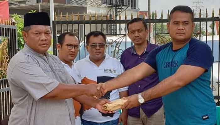 MCM Kota Cilegon Serah Bantuan Sosial kepada Masyarakat (Foto Istimewa)