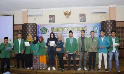 Mahasiswa IAIN Kediri deklarasi anti radikalisme. (Foto: Istimewa)