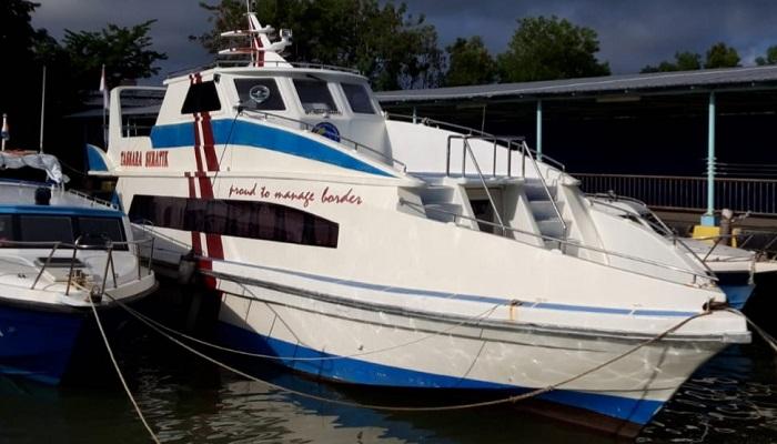 Mantan Kadishub Nunukan Ditetapkan Sebagai Tersangka Kasus Pengadaan Kapal Tasbara, nusantaranewsco