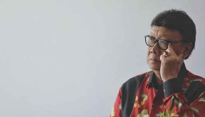 Mendagri Tjahjo Kumolo. (FOTO: CNN Indonesia)