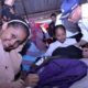 Mendikbud Muhadjir Effendi bersama siswa-siswa di Community Learning Center (CLC) Tunas Perwira di Tawau, Malaysia. (FOTO: Dok. Kemendikbud)