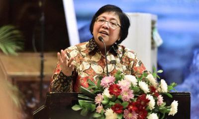 Menteri Lingkungan Hidup dan Kehutanan (LHK) Siti Nurbaya. (FOTO: Dok. KLHK)