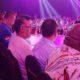 Natalius Pigai dalam acara debat perdana capres-cawapres 2019. (FOTO: Istimewa)