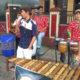 SBC Ngamen Bareng Band Reggae Bojamaika untuk Korban Tsunami. (FOTO: NUSANTARANEWS.CI/Sulhan)