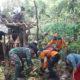 Pembersihan dan Perbaikan Rumah Korban Puting Beliung di Wonogiri (Foto Istimewa)