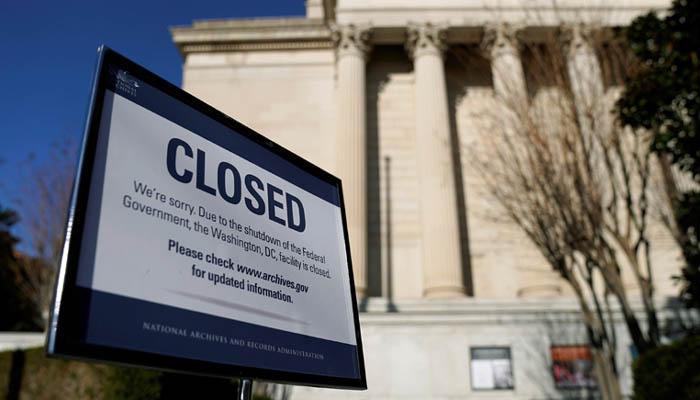 Penutupan Pemerintahan AS (Foto Istimewa)