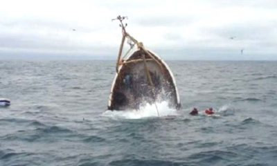 perahu bocor, nelayan hilang, nelayan sumenep, nelayan madura, giligenting, nusantaranews