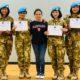 wanita tni, misi perdamaian, satgas mpu unfil, lebanon, konflik lebanon, satgas mpu konga, peacekeepers, women peacekeepers