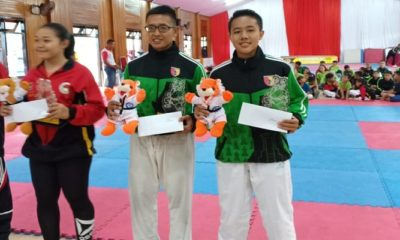 prajurit kodam brawijaya, serda rifki ardiansyah, kejuaraan karate, kodam v brawijaya, jago karate, prajurit berprestasi, nusantara news, atlet karate