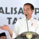Presiden Jokowi (Foto: Muh Nurcholis/NUSANTARANEWS.CO)
