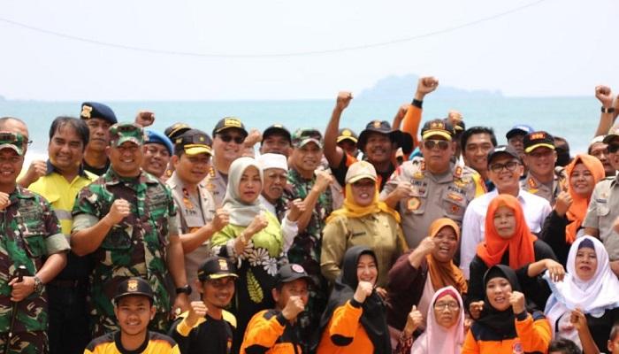 Simulasi Penanggulangan Bencana di Banyuwangi, nusantaranews
