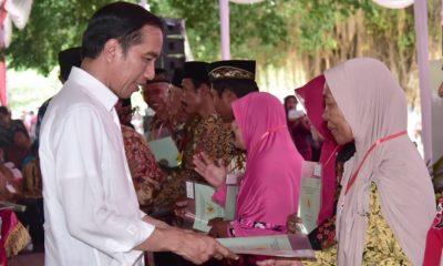 Soal Target Sertifikat Tanah di Ponorogo, Jokowi, Yang Jani Pak Menteri, Bukan Saya, nusantaranewsco