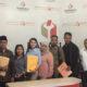 Tim Advokat Indonesia Bergerak (TAIB) bersama dengan pelapor Nita Puspita Sari dan para saksi datangi Bawaslu Banten (Foto Rianto untuk NUSANTARANEWS.CO)
