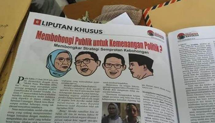 Tobloid Indonesia Barokah (Foto Istimewa)