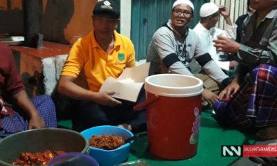 Tradisi Unik Menyambut Pergantian Tahun Baru di Bogor (Foto Hans Untuk NUSANTARANEWS.CO)