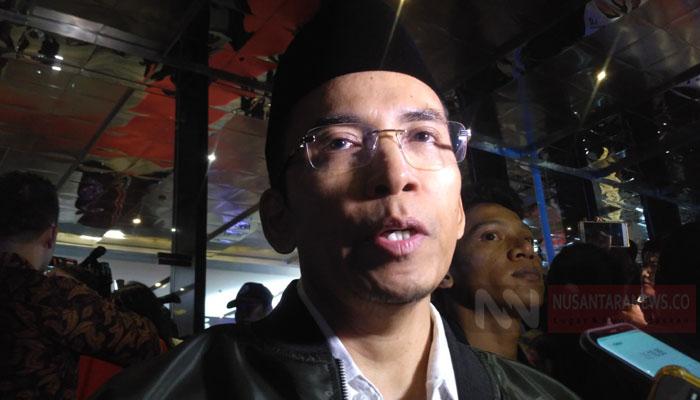 Tuan Guru Bajang (TGB) M Zainul Majdi (Foto Dok. NUSANTARANEWS.CO)