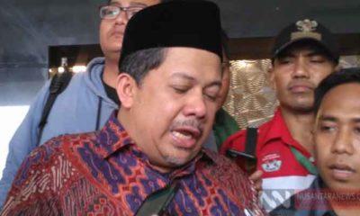 Wakil Ketua DPR Fahri Hamzah (Foto Dok. NUSANTARANEWS.CO)