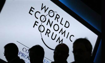 World Economic Forum 2019. (FOTO: The Financial Express)