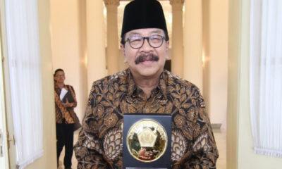 Soekarwo alias Pakde Karwo. (Foto: Dok. NUSANTARANEWS.CO)