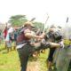 aksi massa, kota mojokerto, tni dan polri, pasukan pengaman, nusantara news