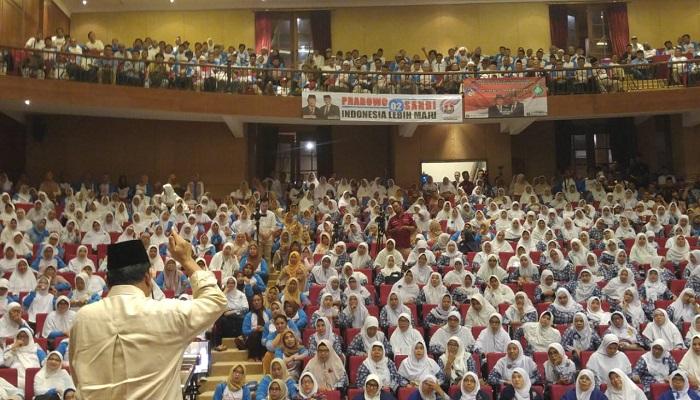 Aliansi Pencerah Indonesia (API), eksponen warga Muhammadiyah siap Menangkan Prabowo-Sandi, sumbang 25,7 juta suara. (Foto: Istimewa)