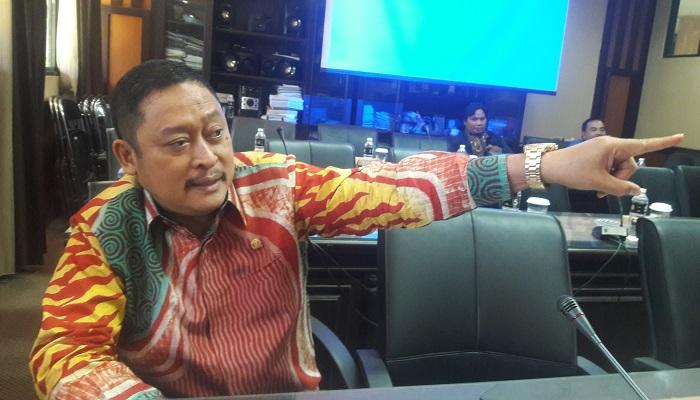 Anggota Badan Anggaran (Banggar) DPRD Jatim, Kodrat Sunyoto. (Foto: Setya N/NUSANTARANEWS.CO)