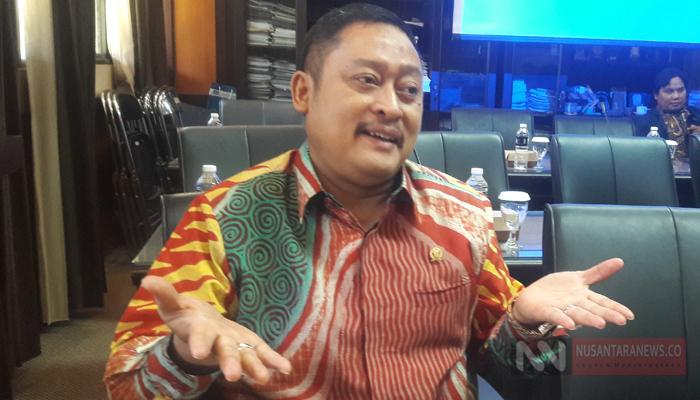 Anggota Komisi C Dewan Perwakilan Rakyat Daerah (DPRD) Jatim Kodrat Sunyoto (Foto Setya NUSANTARANEWS.CO)