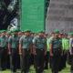 Apel Persiapan Pengamanan Presiden Jokowi Di Rembang (Foto Istimewa)