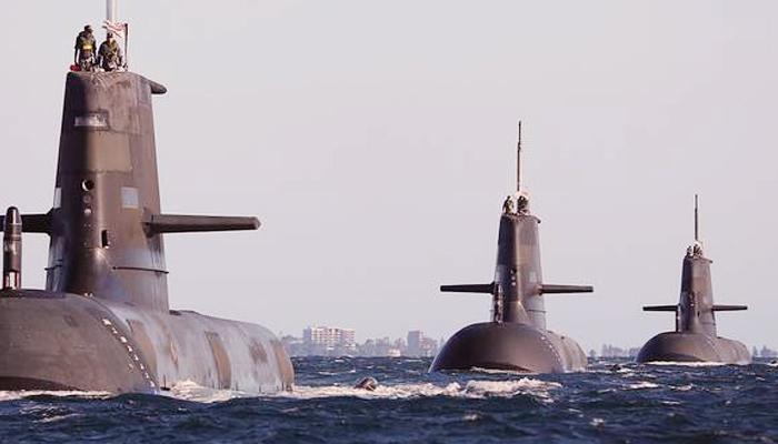Armada Kapal Australia