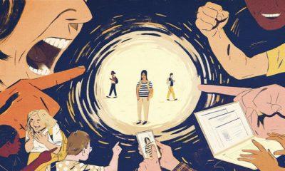 Bullying by Ryanjohnson. (Ilustrasi: WJCT News)