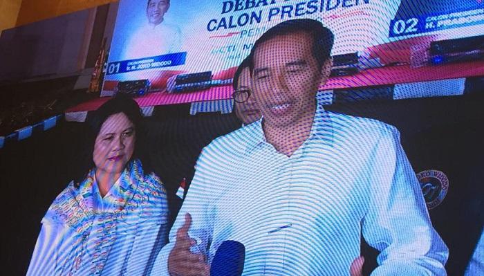 Calon Presiden Nomor Urut 01 Joko Widodo. (FOTO: NUSANTARANEWS.CO/Adhon)