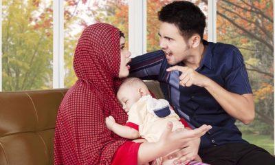 Cara Istri Hadapi Suami yang negative thingking. (FOTO: Dok. Guy Stuff Counseling)