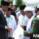 Presiden Jokowi menghadiri pembukaan Munas Alim Ulama dan Kombes NU 2019 di Ponpes Miftahul Huda Al-Azhar di Citangkolo, Kota Banjar, Jawa Barat, Rabu (27/2/2019). (Foto: Selendang S/NUSANTARANEWS.CO)