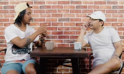 Dodit Mulyanto dan Raditya Dika. (FOTO: Crop by Channel YouTube Raditya Dika)