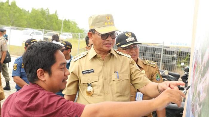 Gubernur Kaltara Dr H Irianto Lambrie. (FOTO: Istimewa)