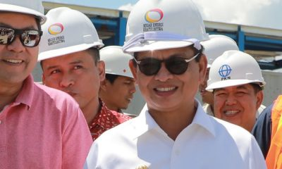 Gubernur Kaltara Irianto Lambrie. (FOTO: NUSANTARANEWS.CO)