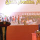 Gubernur Jatim Soekarwo Kumpulkan Forkopimda se-Jatim pada Senin (4/2/2019). (Foto: Setya/NUSANTARANEWS.CO)