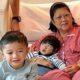 Ibu Ani Yudhoyono di Rumah Sakit. (FOTO: IG)