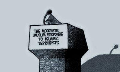 Islam Moderat. (Ilustrasi)