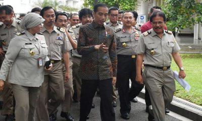 Jokowi, Terima Kasih Kepada Seluruh Jajaran BPN, NUSANTARA NEWS