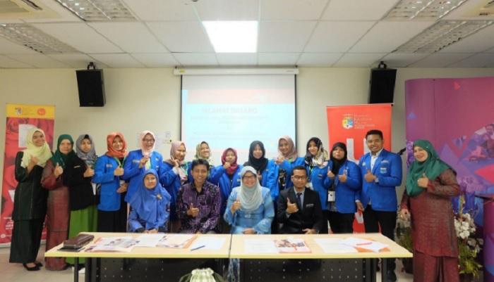 KOPRI PMII DIY di Pusat Studi Kepemimpinan Perempuan, Malaysia. (FOTO: NUSANTARANEWS.CO)