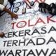 Kekerasan Terhadap Wartawan (Foto Ilustrasi)