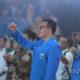 Ketum PB PMII Agus Mulyono Herlambang Bersama Menpora Imam Nahrawi Saat Pembukaan Muspimnas PMII di Surakarta (Foto David untuk NUSANTARANEWS.CO)