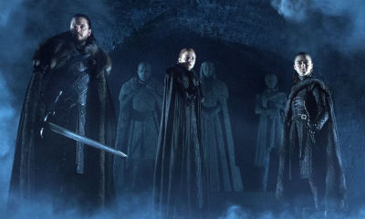 Serial televisi drama fantasi Game of Thrones Season 8. (Foto: HBO)