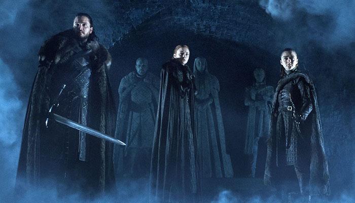 Serial televisi drama fantasi Game of Thrones Season 8. (Foto: HBO)